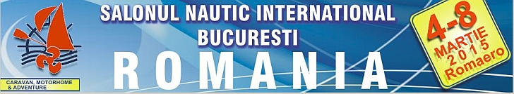 Salonul Nautic International Bucuresti 2015